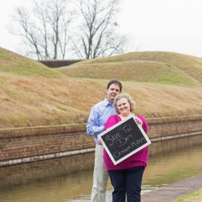 Personal Save the Date Photos